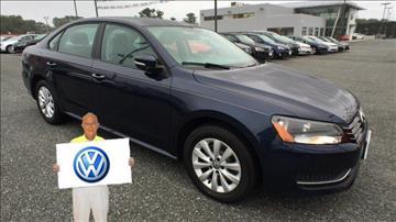 2013 Volkswagen Passat for sale in Pasadena, MD