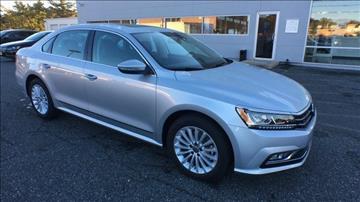 2017 Volkswagen Passat for sale in Pasadena, MD