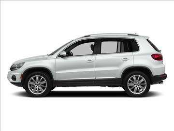 2017 Volkswagen Tiguan for sale in Pasadena, MD