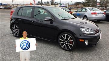 2013 Volkswagen GTI for sale in Pasadena, MD