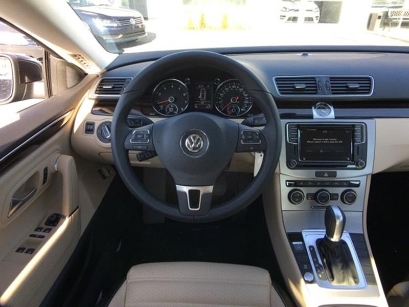 2017 Volkswagen CC 2.0T Sport PZEV 4dr Sedan - Pasadena MD