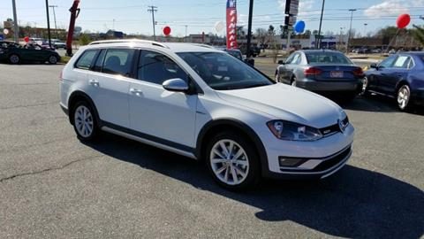 2017 Volkswagen Golf Alltrack for sale in Pasadena, MD