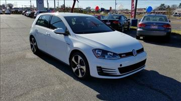 2017 Volkswagen Golf GTI for sale in Pasadena, MD