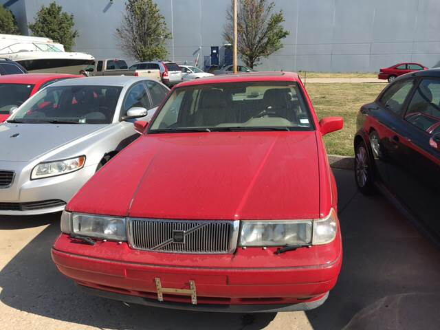 1996 Volvo 960 for sale at UNIVERSITY FOREIGN CAR LLC in Bridgeton MO