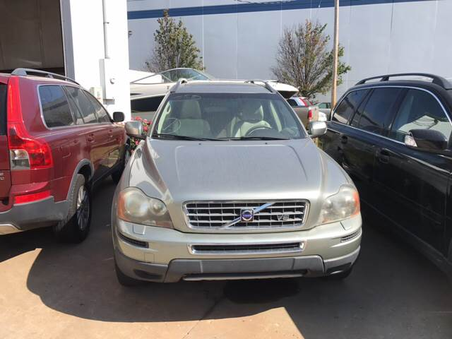 2007 Volvo XC90 for sale at UNIVERSITY FOREIGN CAR LLC in Bridgeton MO