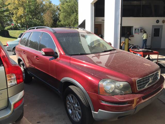 2008 Volvo XC90 for sale at UNIVERSITY FOREIGN CAR LLC in Bridgeton MO
