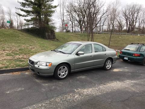 2006 Volvo S60 for sale at UNIVERSITY FOREIGN CAR LLC in Bridgeton MO