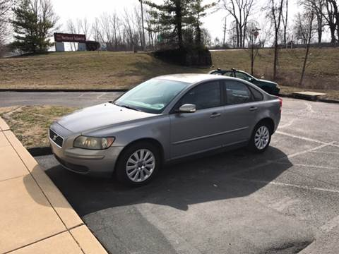 2005 Volvo S40 for sale at UNIVERSITY FOREIGN CAR LLC in Bridgeton MO