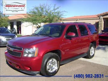 2010 Chevrolet Tahoe for sale in Apache Junction, AZ
