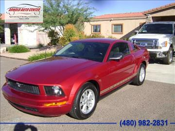 2005 Ford Mustang for sale in Apache Junction, AZ