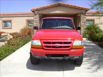 2000 Ford Ranger for sale in Apache Junction, AZ