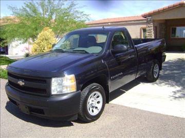 2008 Chevrolet Silverado 1500 for sale in Apache Junction, AZ