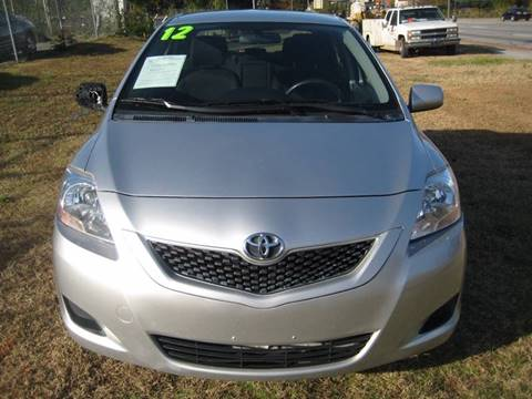 2012 Toyota Yaris for sale at Carland Enterprise Inc in Marietta GA