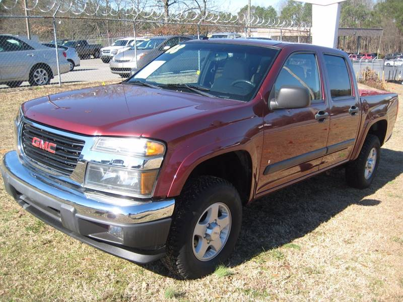 2008 GMC Canyon for sale at Carland Enterprise Inc in Marietta GA