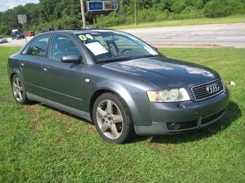 2004 Audi A4 for sale at Carland Enterprise Inc in Marietta GA