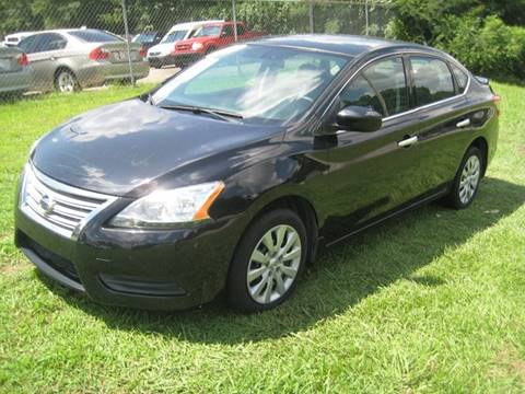 2014 Nissan Sentra for sale at Carland Enterprise Inc in Marietta GA