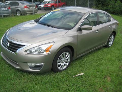 2014 Nissan Altima for sale at Carland Enterprise Inc in Marietta GA