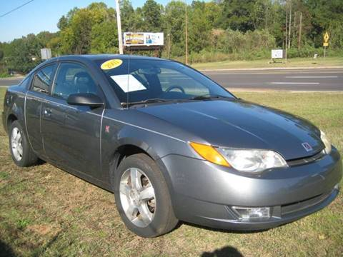 2007 Saturn Ion for sale at Carland Enterprise Inc in Marietta GA