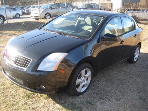 2009 Nissan Sentra for sale at Carland Enterprise Inc in Marietta GA