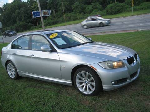2011 BMW 3 Series for sale at Carland Enterprise Inc in Marietta GA