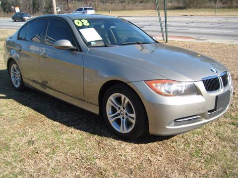 2008 BMW 3 Series for sale at Carland Enterprise Inc in Marietta GA