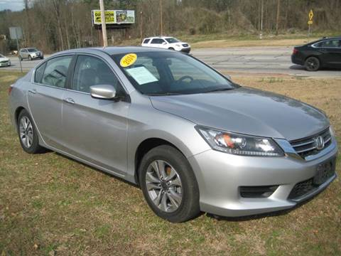 2014 Honda Accord for sale at Carland Enterprise Inc in Marietta GA