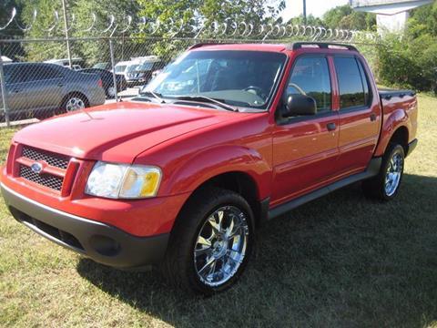 2005 Ford Explorer Sport Trac for sale at Carland Enterprise Inc in Marietta GA