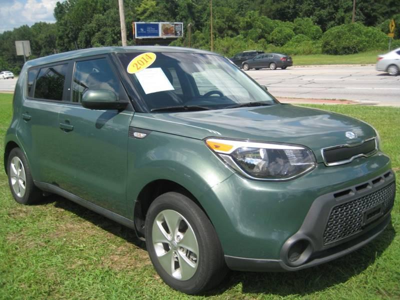 2014 Kia Soul for sale at Carland Enterprise Inc in Marietta GA
