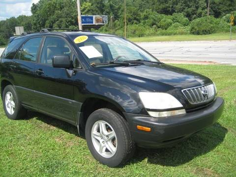 2002 Lexus RX 300 for sale at Carland Enterprise Inc in Marietta GA