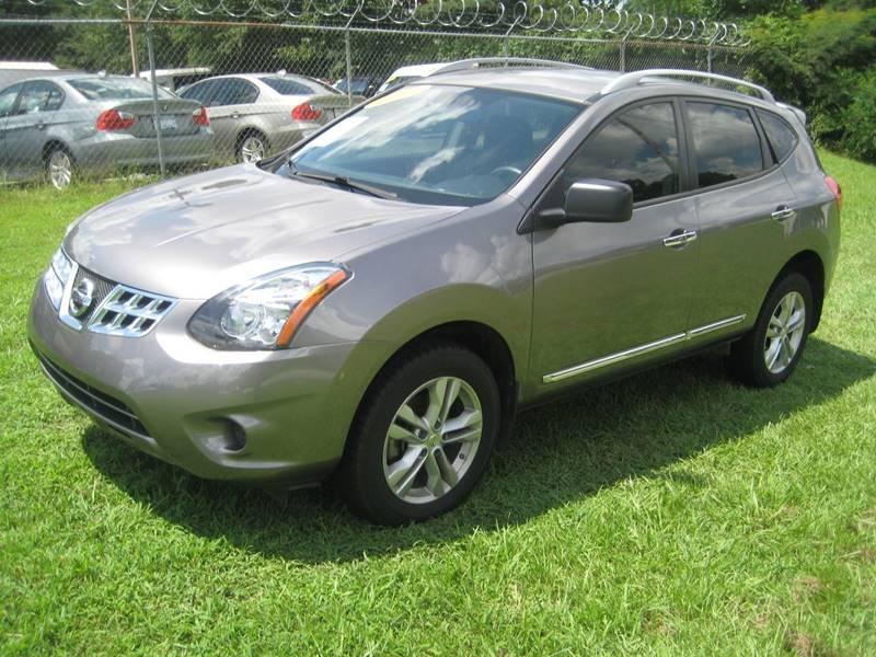 2009 Nissan Rogue for sale at Carland Enterprise Inc in Marietta GA