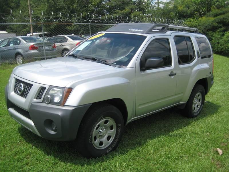 2010 Nissan Xterra for sale at Carland Enterprise Inc in Marietta GA