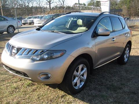2009 Nissan Murano for sale at Carland Enterprise Inc in Marietta GA