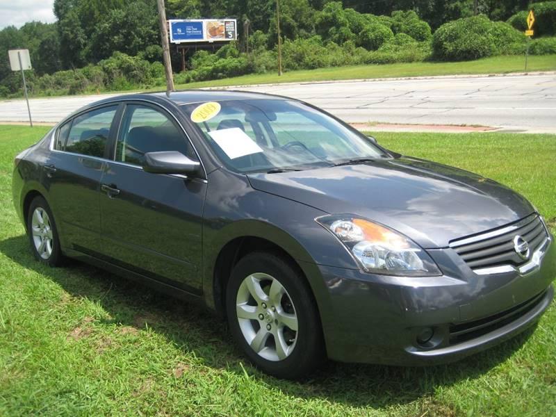 2009 Nissan Altima for sale at Carland Enterprise Inc in Marietta GA