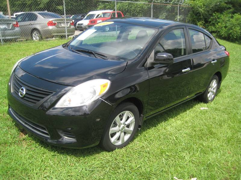 2012 Nissan Versa for sale at Carland Enterprise Inc in Marietta GA