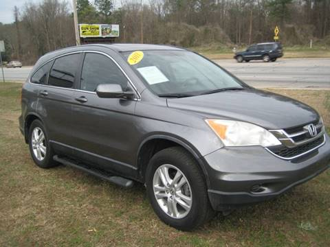2011 Honda CR-V for sale at Carland Enterprise Inc in Marietta GA
