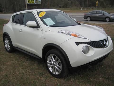 2012 Nissan JUKE for sale at Carland Enterprise Inc in Marietta GA
