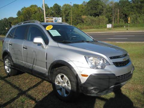 2014 Chevrolet Captiva Sport for sale at Carland Enterprise Inc in Marietta GA