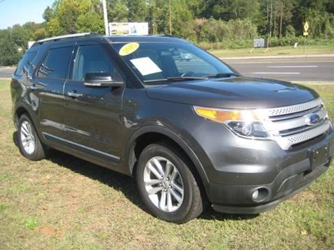 2015 Ford Explorer for sale at Carland Enterprise Inc in Marietta GA