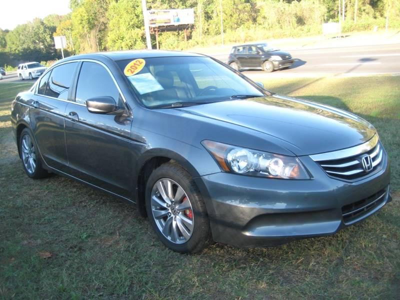2012 Honda Accord for sale at Carland Enterprise Inc in Marietta GA