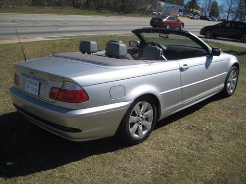 2005 BMW 3 Series for sale at Carland Enterprise Inc in Marietta GA