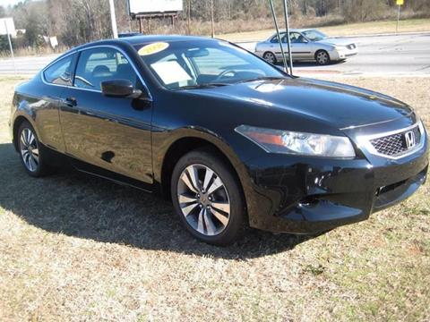 2008 Honda Accord for sale at Carland Enterprise Inc in Marietta GA