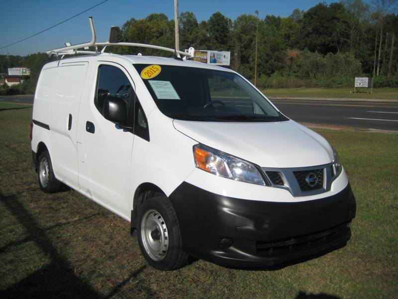 2015 Nissan NV200 for sale at Carland Enterprise Inc in Marietta GA