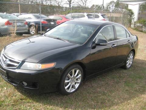 2008 Acura TSX for sale at Carland Enterprise Inc in Marietta GA