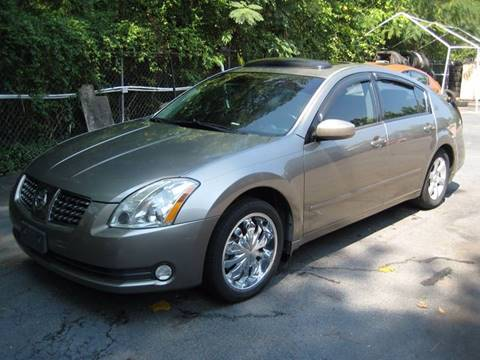 2006 Nissan Parts only MAXIMA/FOR PARTS for sale at Carland Enterprise Inc in Marietta GA