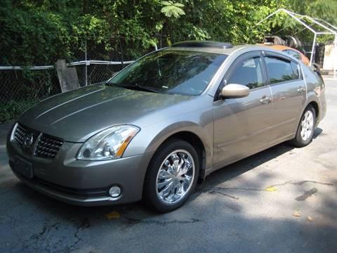 2006 Nissan Maxima for sale in Marietta, GA