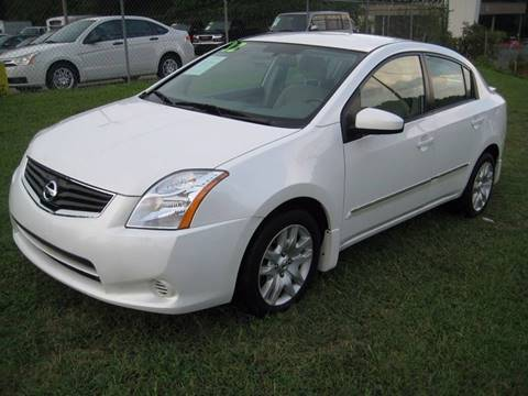 2012 Nissan Sentra for sale at Carland Enterprise Inc in Marietta GA