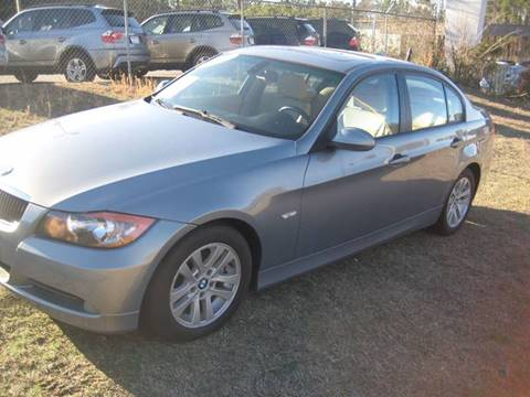 2006 BMW 3 Series for sale at Carland Enterprise Inc in Marietta GA