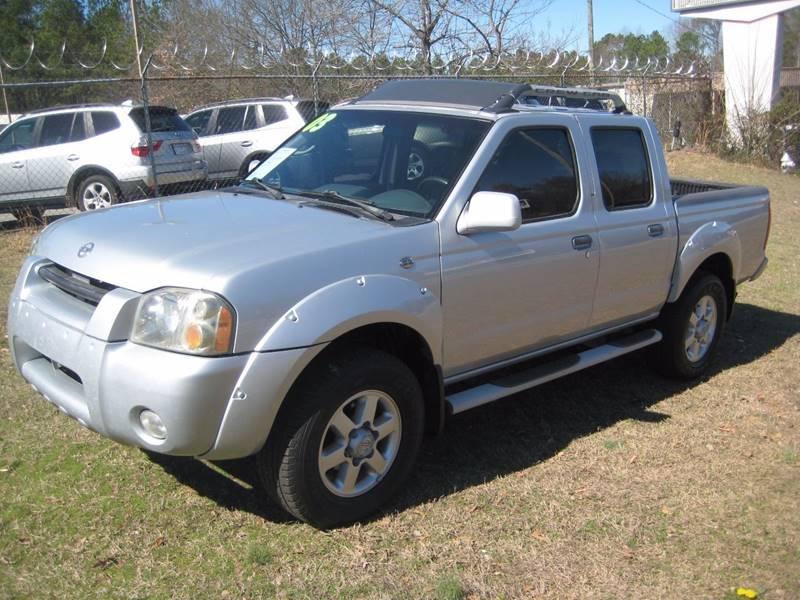 2003 Nissan Frontier 4dr Crew Cab SE V6 Rwd SB   Marietta GA