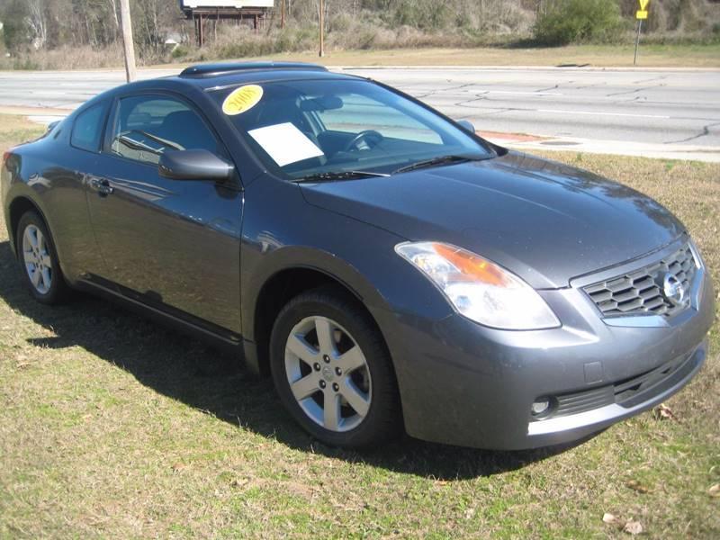 2008 Nissan Altima for sale at Carland Enterprise Inc in Marietta GA