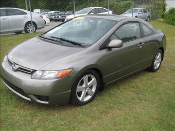 2008 Honda Civic for sale at Carland Enterprise Inc in Marietta GA